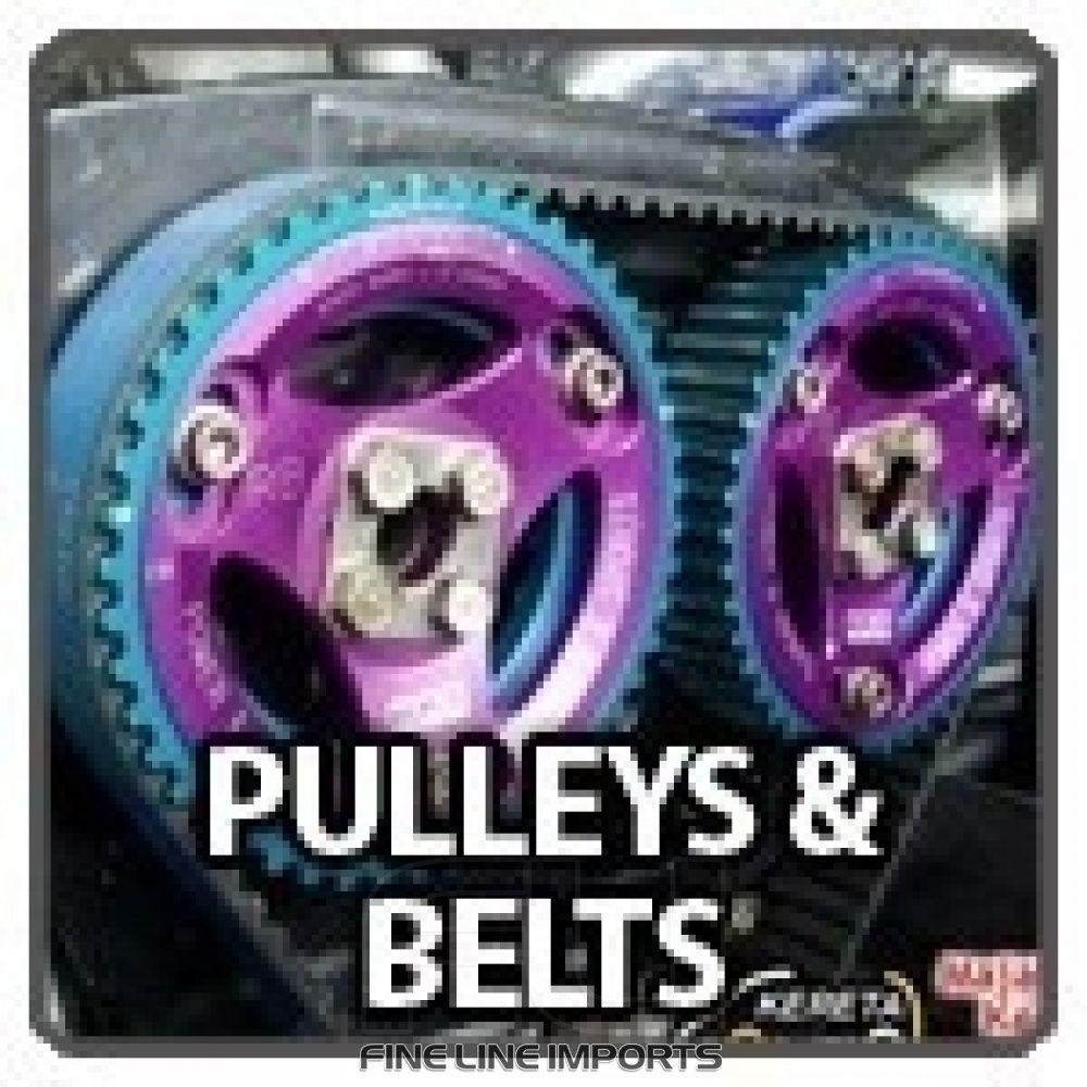 gfb light weight engine pulleys