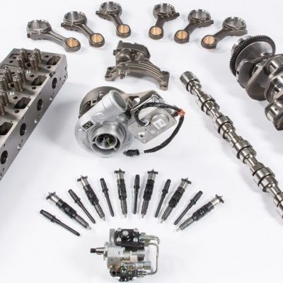 Engine Parts MERCEDES-BENZ A 45 AMG W176 - 4CYL