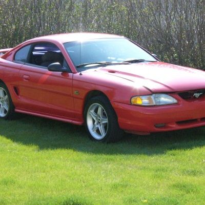 Ford Mustang 1996 - 2010