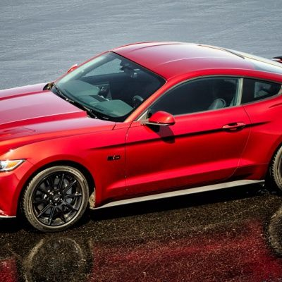 Ford Mustang V8 5.0 2015-On