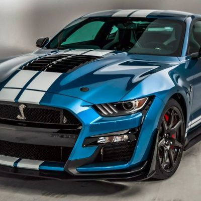 Ford Mustang V8 5.2 (GT350 - 5.2L)