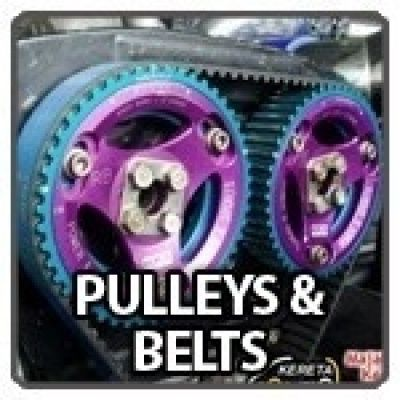 GFB Light Weight Engine Pulleys