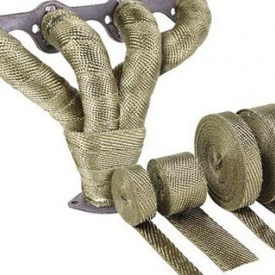 Heatwrap & Hitteschild voor turbo, kabels en uitlaatsystemen