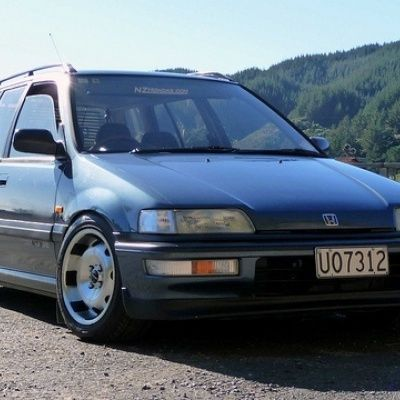 Honda Civic 1988 - 1991 (EF3)