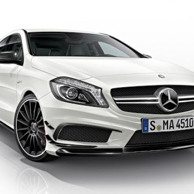 MERCEDES-BENZ A 45 AMG W176 - 4CYL