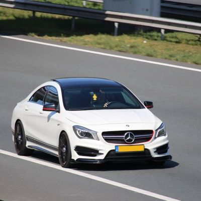 MERCEDES-BENZ CLA-CLASS C117 INCL AMG - 4CYL