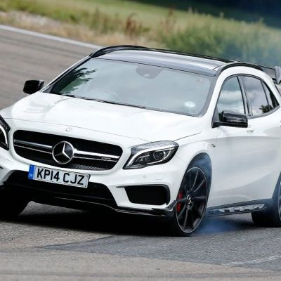 MERCEDES-BENZ GLA-CLASS X156 INCL AMG - 4CYL