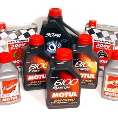 Motul Motorsport Olie Automotive