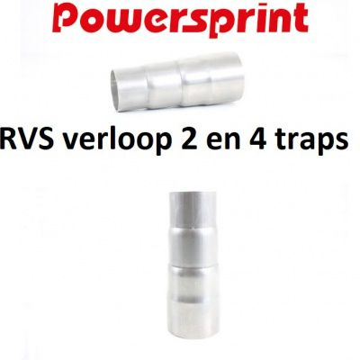 PowerSprint Verloop (Reducer) Buizen