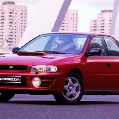 Subaru Impreza GT Turbo MY97/98
