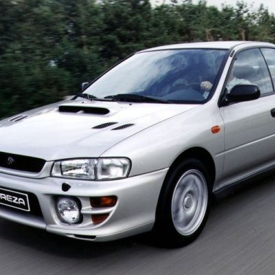 Subaru Impreza GT Turbo MY99/00