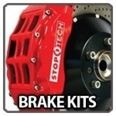 Subaru WRX 2001-2002 Bugeye Big Brake Kits