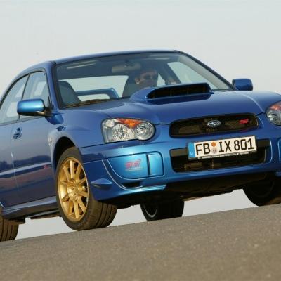 Subaru WRX STI 2003-2005 Blobeye