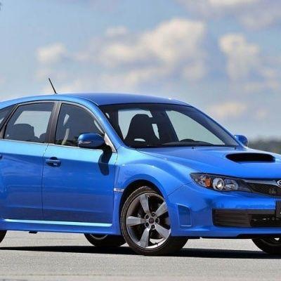 Subaru WRX STI 2008-2010 Hatchback