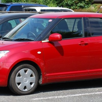 Suzuki Swift (HT81S/ZC11S/ZD11S) 2000 - On