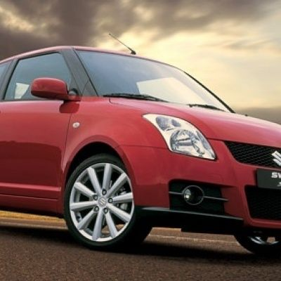 Suzuki Swift (ZC13S) 2005 - On