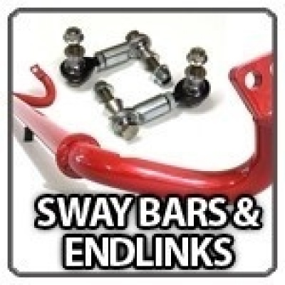 Swaybars & Endlinks & Bushings WRX/STI MY01/02
