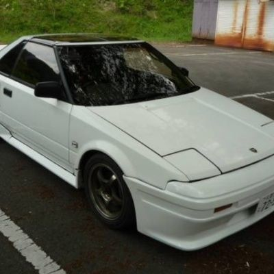 Toyota MR-2 (AW11) 06/1985 - 1989
