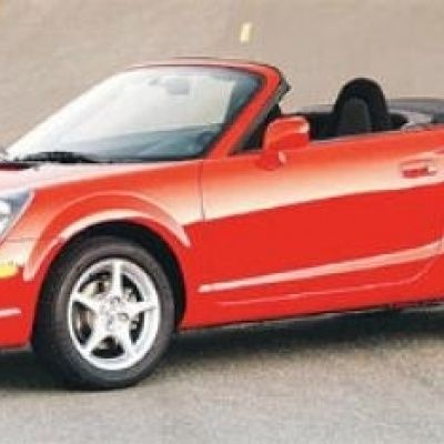 Toyota MR-2/ MR-S (ZZW30) 2000 - 2007