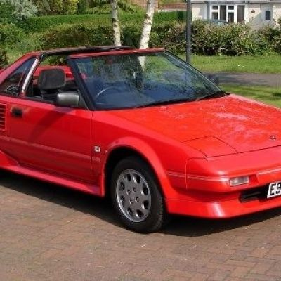 Toyota MR-2 Super Charger (AW11) 1986 - 1989
