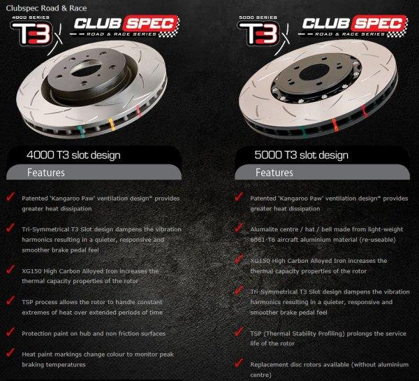 DBA 4000 / 5000 series T3