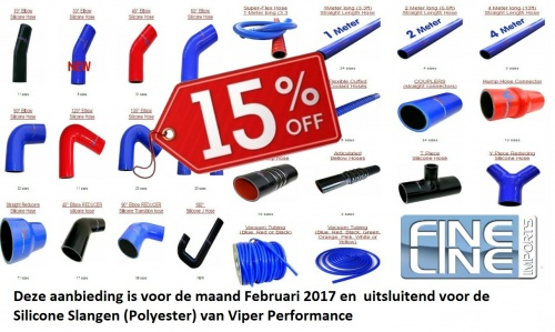 15% Discount on Viper Performance (Polyester)