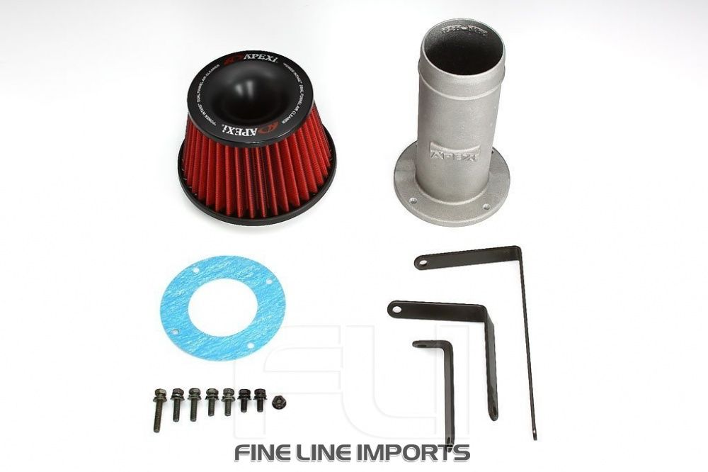 Apexi Power Intake Kit - Honda Civic Coupe EX/Si