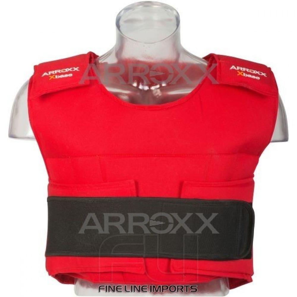 Body Protector Xbase Rood