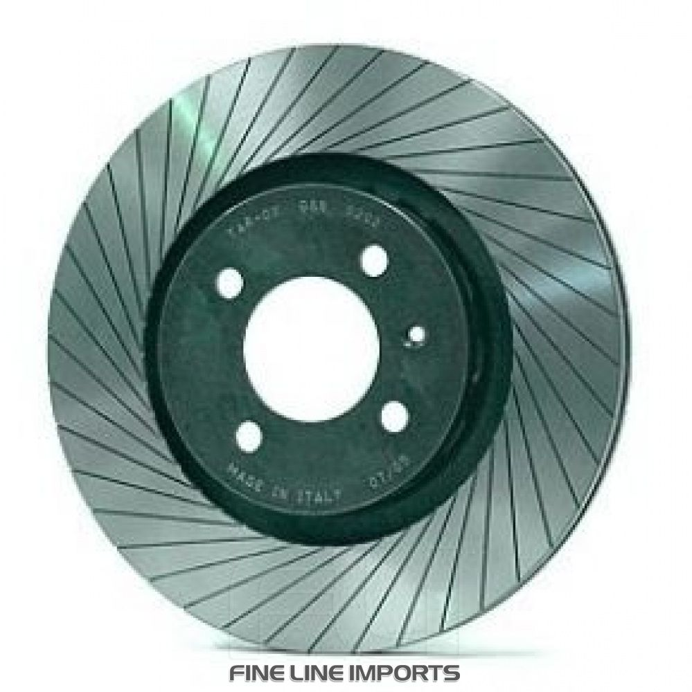 Front Vented Brake Discs BMW 5 Series 520 d Saloon 2005-10 163HP 310mm
