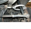 KTA118 Control arm - complete upper arm assembly (camber correction) MOTORSPORT