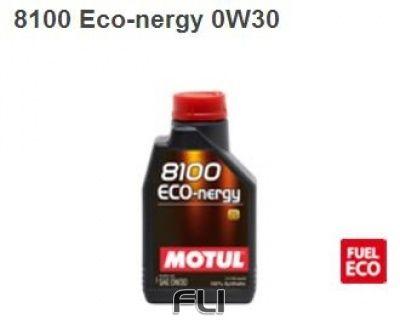 8100 Eco-nergy 0W30