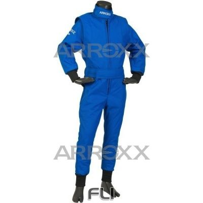 Arroxx Junior Overall Level 2 Xbase Monocolor Blauw