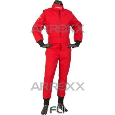 Arroxx Junior Overall Level 2 Xbase Monocolor Rood