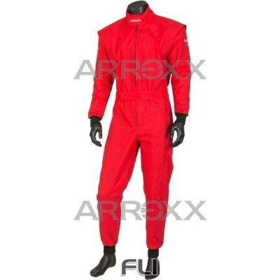 Arroxx Overall Level 2 Xbase Monocolor Rood