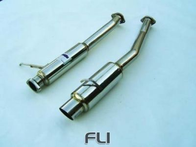 Invidia Cat-back exhaust GT300 - TYCB-930963 - Toyota Supra