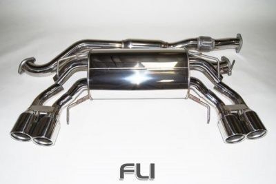 Invidia Cat-back exhaust Q300tl - SBCB-0801ST - Subaru Impreza WRX