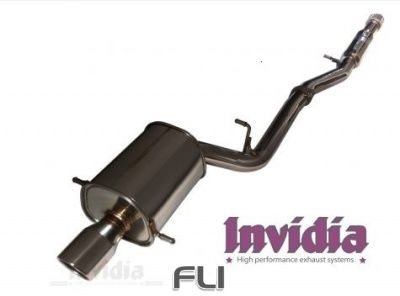 Invidia Cat-back exhaust Q300 - SBCB-0101WQ - Subaru Impreza WRX