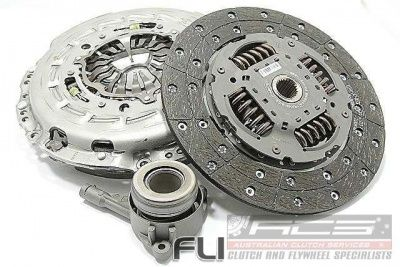 Clutch Pro - Organic Clutch Kit Incl CSC