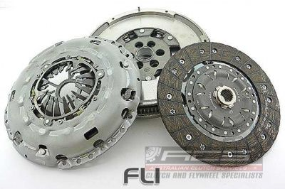 Clutch Pro - Organic Clutch Kit Incl Flywheel