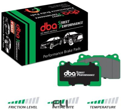 DBA SP Brakepads - DB1200SP