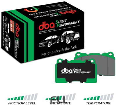 DBA SP Brakepads - DB9021SP