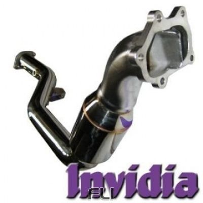 Down/Frontpipe + race cat 3 Inch - SBDP-01013C
