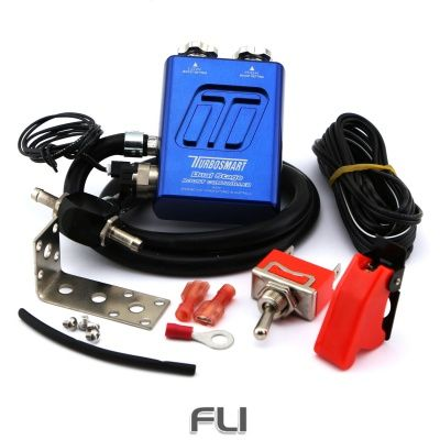 Dual Stage Boost Controller Blue TS-0105-1101