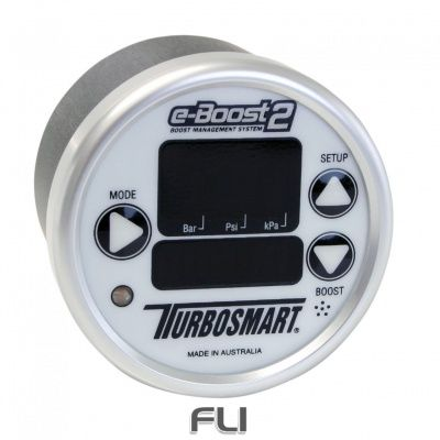 eB2 60psi 60mm White Silver TS-0301-1001