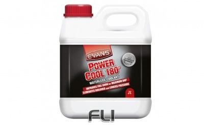 Evans Coolants Power Cool 180° Cars 2L