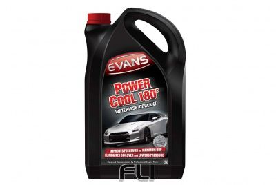 Evans Coolants Power Cool 180° Cars 5L