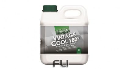 Evans Coolants Vintage Cool 180° 2L
