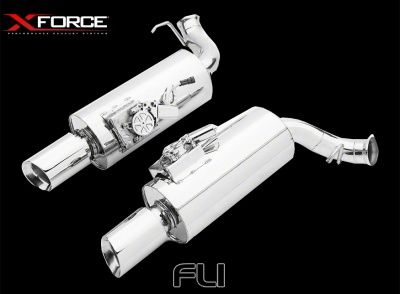 Ford Mustang GT 2011-14 Axle-Back (Dual Mufflers)