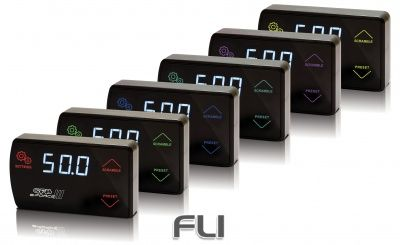 G-Force III Electronic Boost Controller met AFR reading