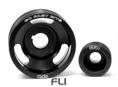 GFB Pulley 2-piece Subaru